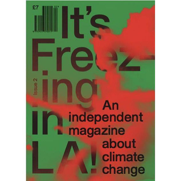 It's Freezing in LA! Issue 2 - New - Smug Store