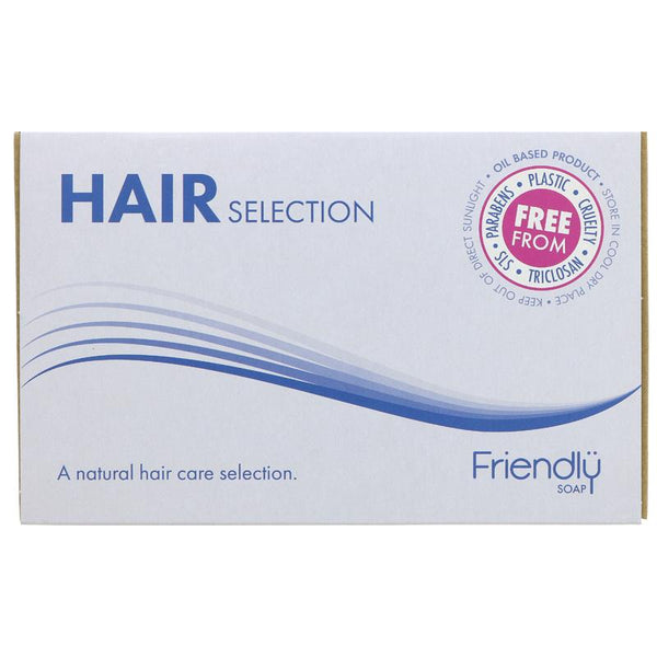 Friendly Soap Shampoo & Conditioner Hair Care Collection Gift Set - Smug Store