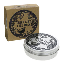 Agnes & Cat Green Clay Face Mask Powder