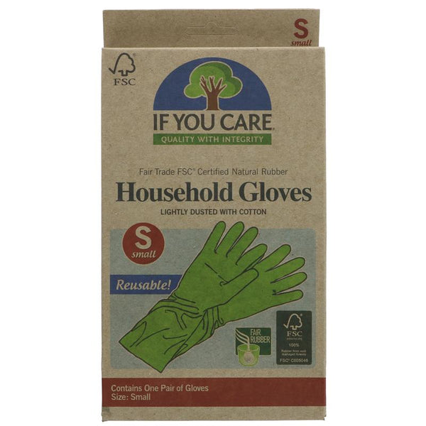 If You Care Reusable Rubber Latex Gloves - Smug Store