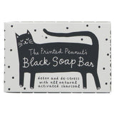 The Printed Peanut Tired Skin Charcoal Soap - Smug Store