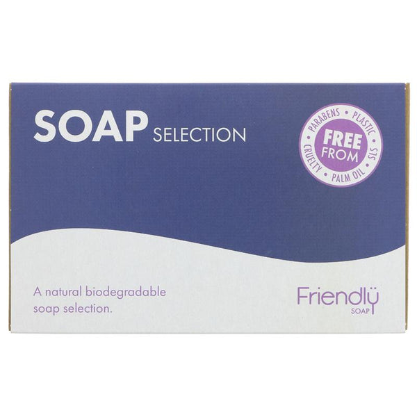 Friendly Soap Selection - Soap Collection  Gift Set - Smug Store