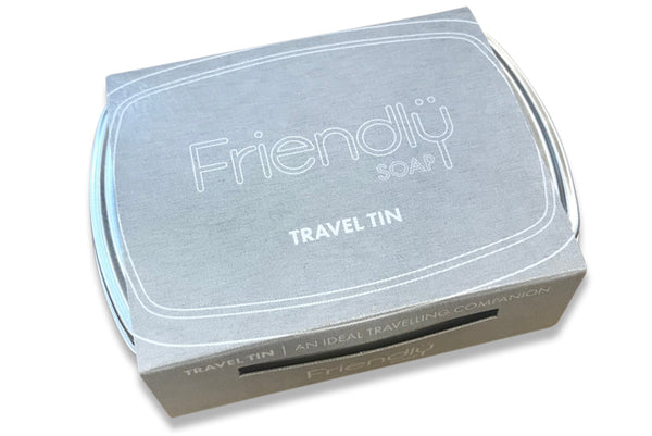 Friendly Soap Travel Tin - Smug Store