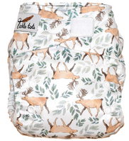 Tickle Tots - All in One Reusable Nappy - Stags - Smug Store