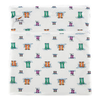 Tickle Tots Wet Bag - Wellies - Smug Store
