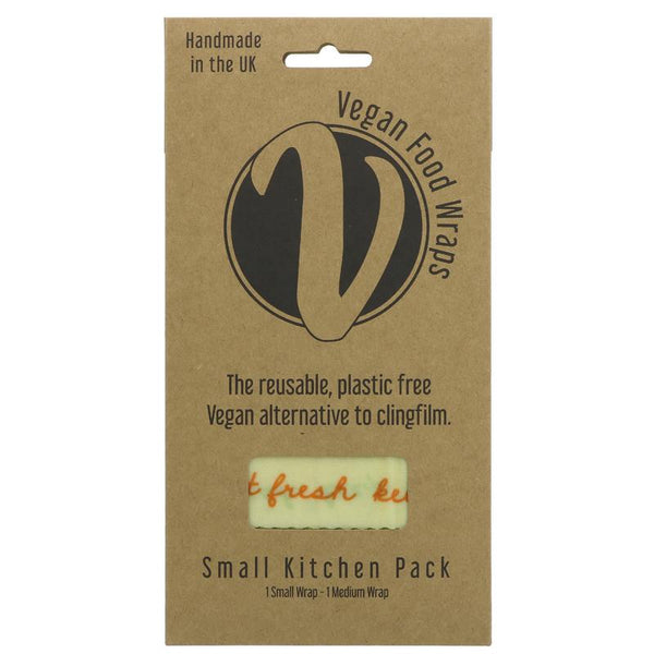 Pack of 2 Plant Based Food Wraps - Vegan Food Wrap Company - Smug Store