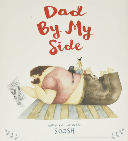 Dad by my side - father's day gift