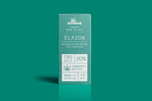 CBD OIL - Elaion 20 % - 10 ml - Bongae