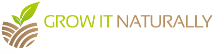 GrowItNaturally.com Logo Organic Retail