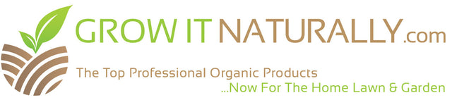 GrowItNaturally Organic Lawn & Garden Products