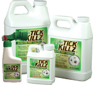 Tick Killz Organic Tick Mosquito Control For Sale