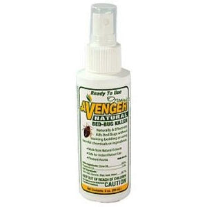 Avenger Natural Bed Bug Killer 3 ounce Travel Size