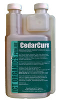 ICT Organics CedarCure for grub and tick control