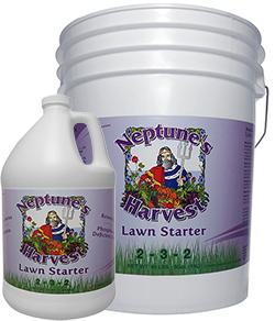 Neptune's Harvest Lawn Starter 2-3-2 (with Phosphorus)