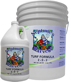 Neptune's Harvest Turf Formula No Phosphorous Organic Fertilizer