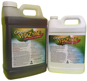 Vitazyme Organic Vitamin Hormone Supplement