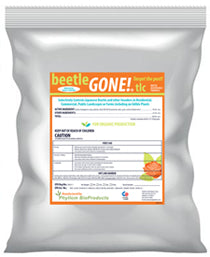 beetleGONE! Organic Grub & Beetle Killer