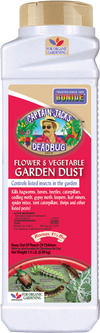 Captain Jack's Garden Dust 1.5 Pounds