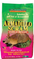 Armadillo Scram Organic Animal Repellent