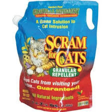 Cat Scram Organic Animal Repellent
