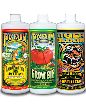 FoxFarm Nutrient Trio (Quart)
