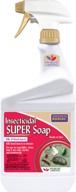 Bonide Insecticidal SUPER Soap Quart