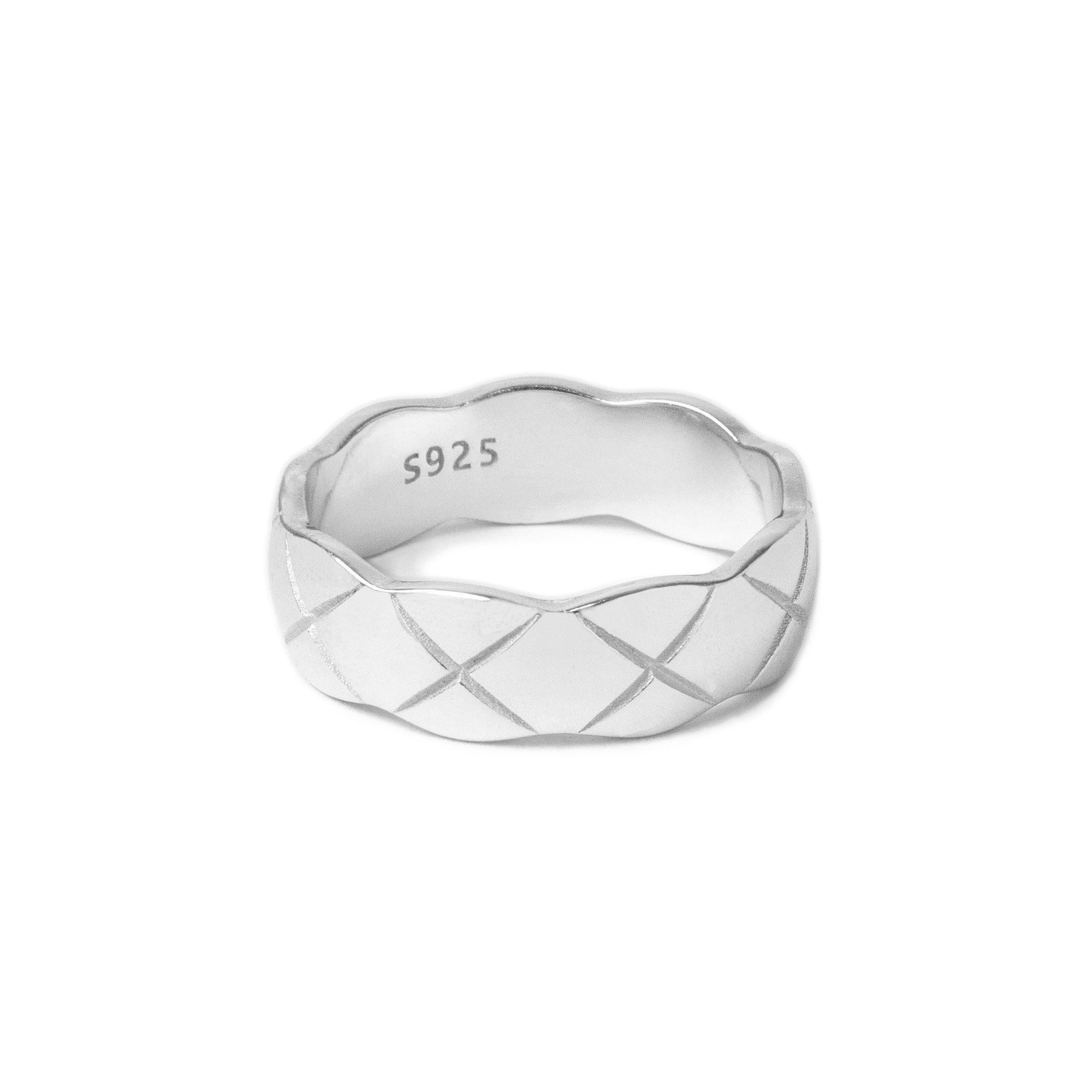 Silver Soul Ring