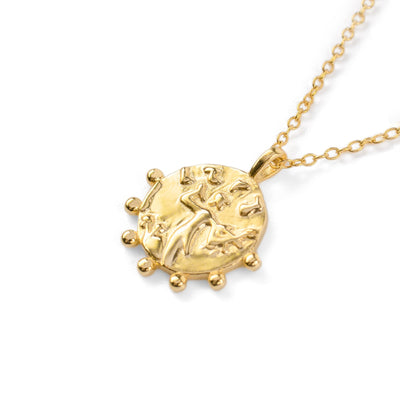 Liberty Necklace Gold SALE - Wildflowers