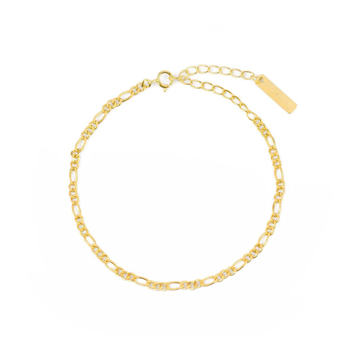 Cheeky Bracelet Gold - Wildflowers