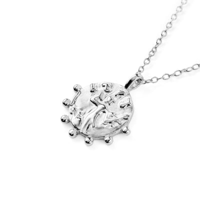 Liberty Necklace Silber SALE - Wildflowers