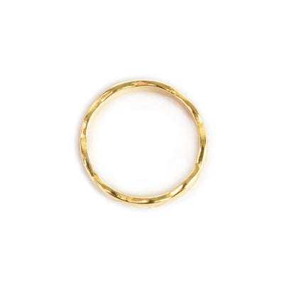 Golden Soul Ring Gold