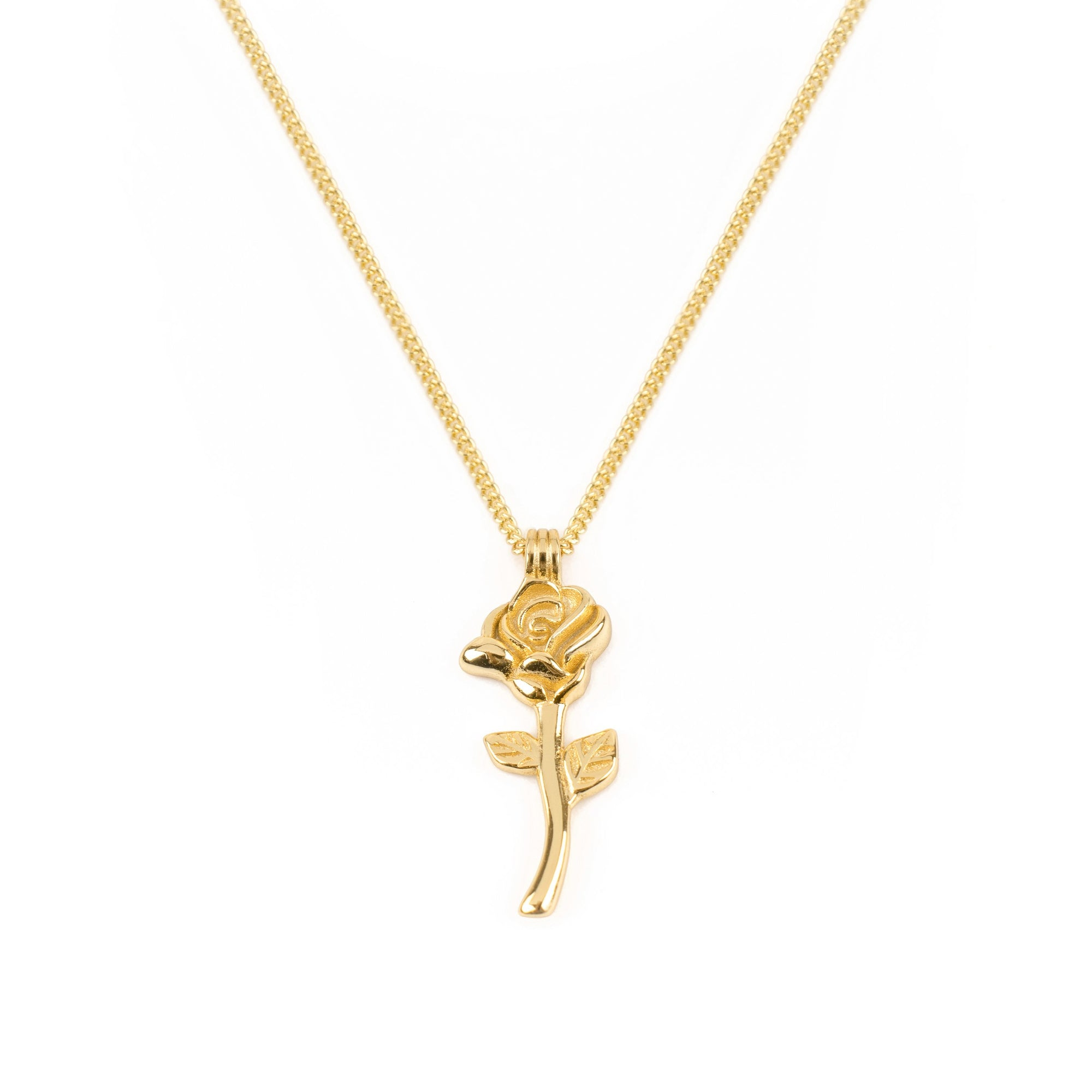 Lovers Necklace Gold
