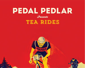 Tea Rides : Cycle with Pedal Pedlar