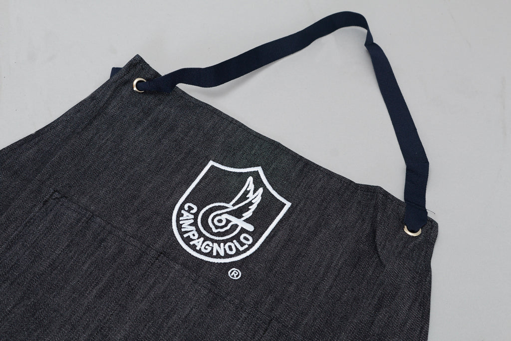 Campagnolo Denim Workshop Apron at Pedal Pedlar