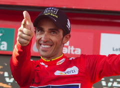 Alberto Contador - Firm Favourite at the Vuelta a España 2016