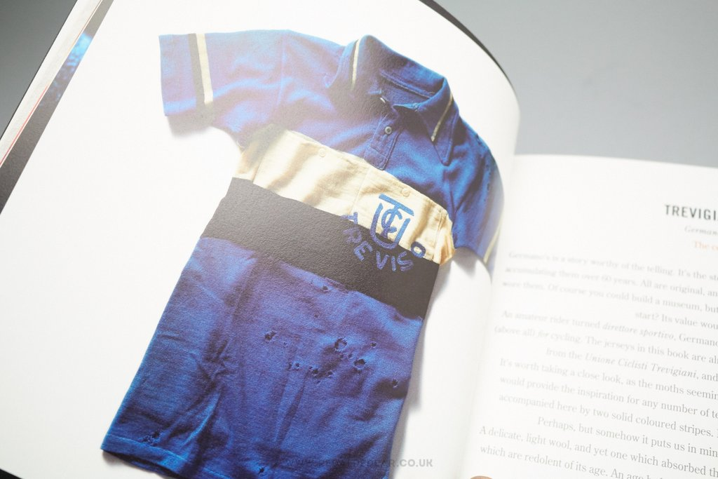 Outsiders Cycling Jersey Book by Francesco Ricci at Pedal Pedlar