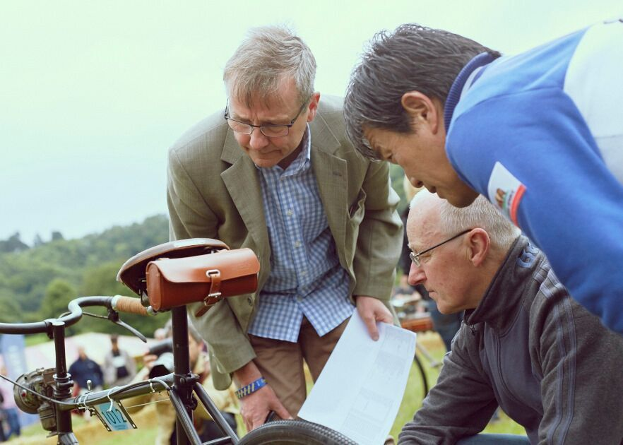 Eroica 2016 - Strict Judging