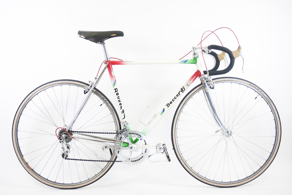 52cm Daccordi Turbo Early 1980s Racer for L'Eroica Britannia