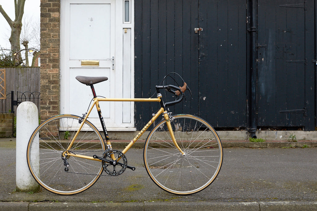 Vintage Bike of the Week - Gazelle Champion Mondial Show Bike