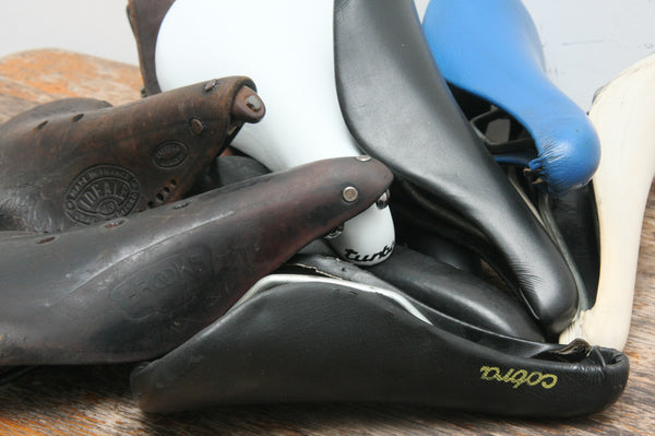 Buy Vintage Bicycle Saddles & Seatposts at Pedal Pedlar