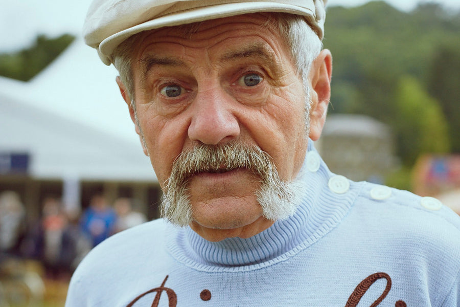 R.I.P. Luciano Berruti - The Great Face of L'Eroica