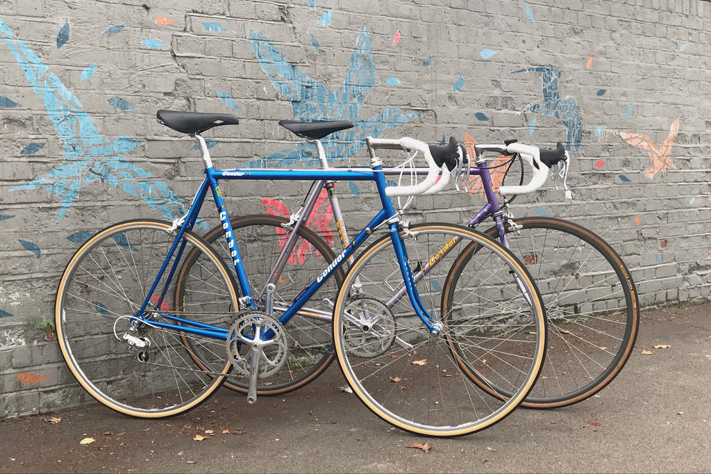 Pedal Pedlar Bike of the Week - Classic Lightweight Condor Cycles