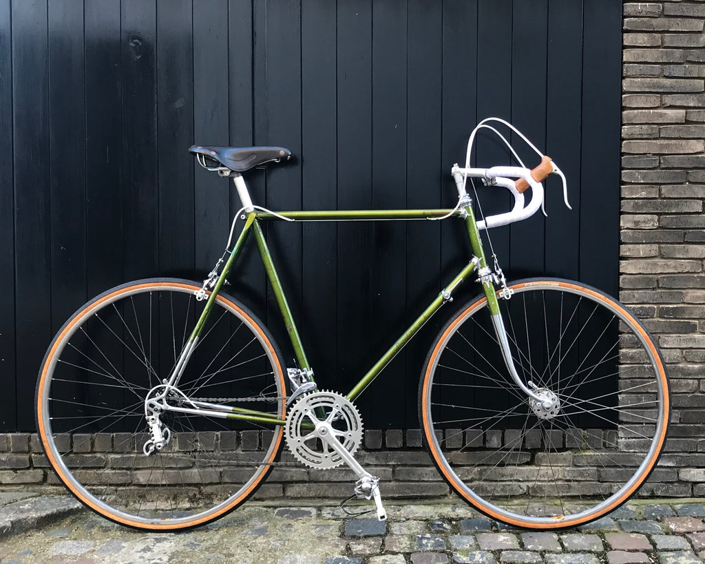 1971 Raleigh International with Campagnolo Nuovo Record at Pedal Pedlar