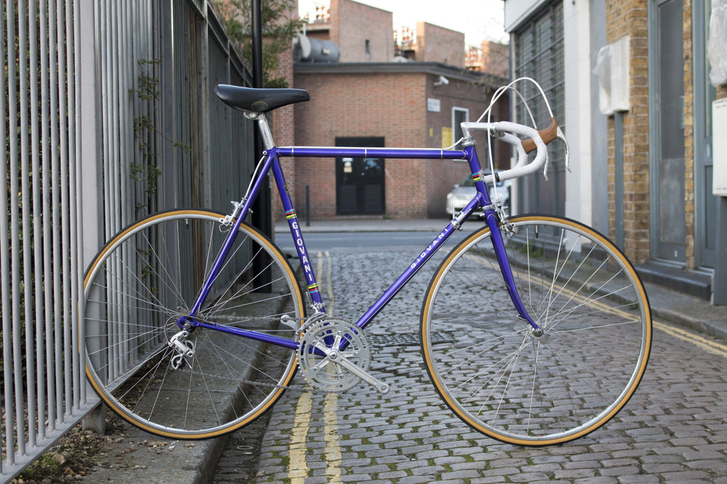Marca Giovani by Martelly - Vintage Bike of the Week at Pedal Pedlar