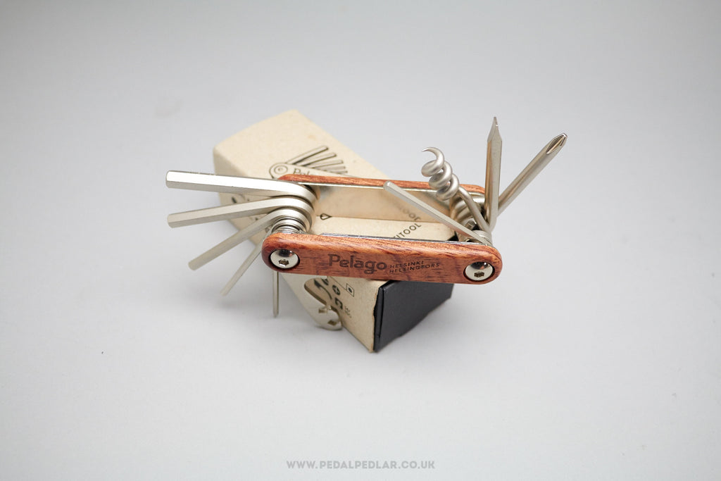 Pelago Model 8 & 12 Multitools at Pedal Pedlar
