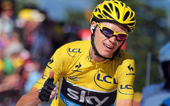 Chris Froome Going for Victory at the Vuelta a España