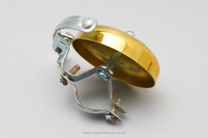 Shiny Brass Bell - Classic Vintage Style