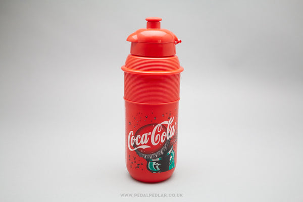 Coca Cola 66ml NOS Water Bottle - Pedal Pedlar  - 1