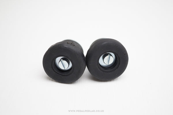 Velox Rubber Bar Plugs - Pedal Pedlar