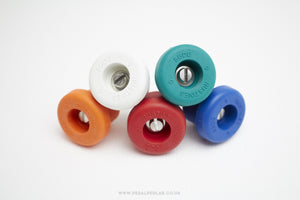 Rustines Rubber Bar Plugs - Pedal Pedlar